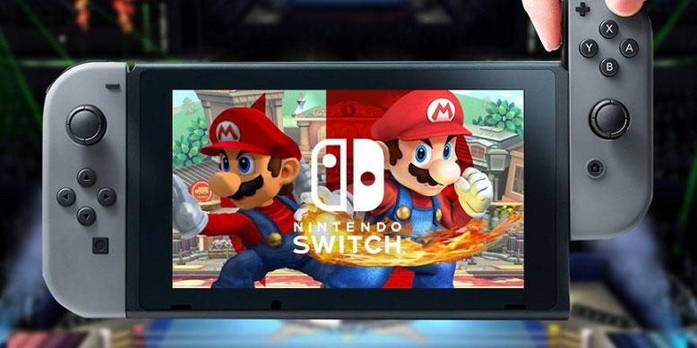Neue Switch-Spiele während der Nintendo Direct 2018 enthüllt.