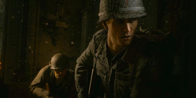 Der erste Testlauf in Form der Private Beta zu Call of Duty WW2 spendiert den Spielern Belohnungen. Bilderquelle: Activision