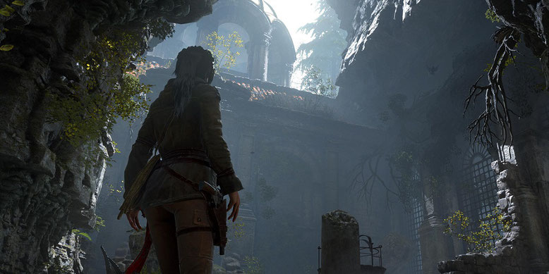 Erstes Cover-Bild, Artworks und Spielelogos zu Shadow of the Tomb Raider geleaked? Bilderquelle: Square Enix