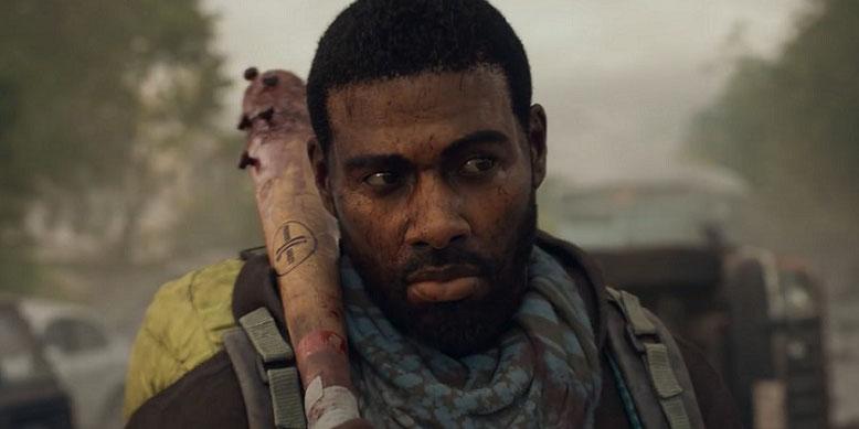 Aidan ist in Overkill´s The Walking Dead vornehmlich mit einem Baseballschläger unterwegs, um die Zombieschar ins virtuelle Jenseits zu befördern. Bilderquelle: Starbreeze Studios