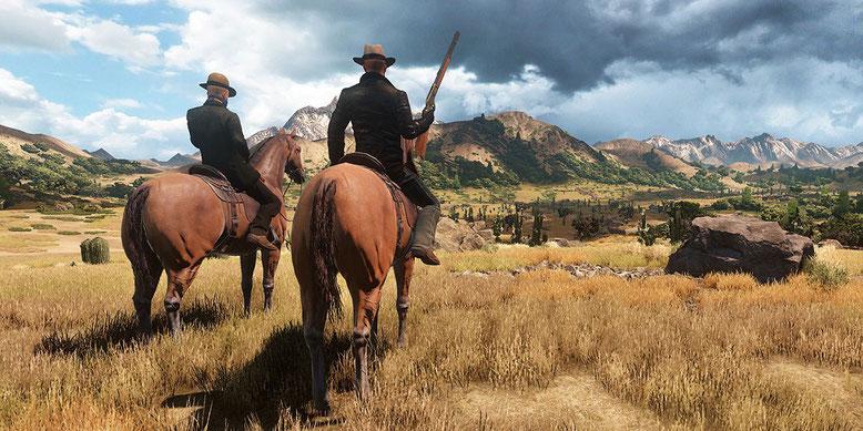 Erstes Gameplay-Material zu Wild West Online erschienen, das uns das PC-Westernspiel näher bringt. Bilderquelle: 612 Games