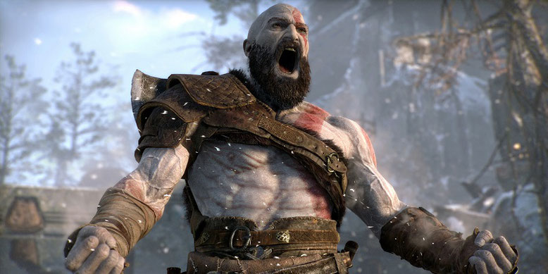 Sony Japan hat einen neuen Trailer zum 2018 Games Lineup für die PlayStation 4 veröffentlicht. In dem Video kommt unter anderem das Action-Adventure God of War zum Einsatz. Bilderquelle: Sony Computer Entertainment