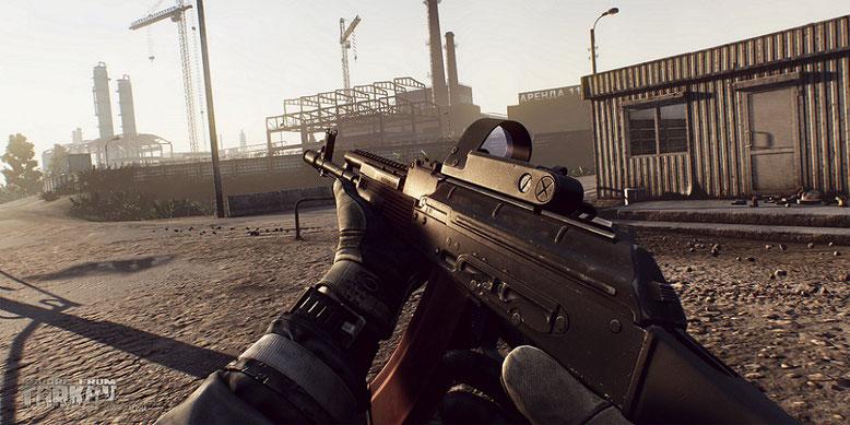 Der Startschuss zu der Closed Beta des Survival-Actionspiels Escape from Tarkov ist gefallen. Bilderquelle: Battlestate Games
