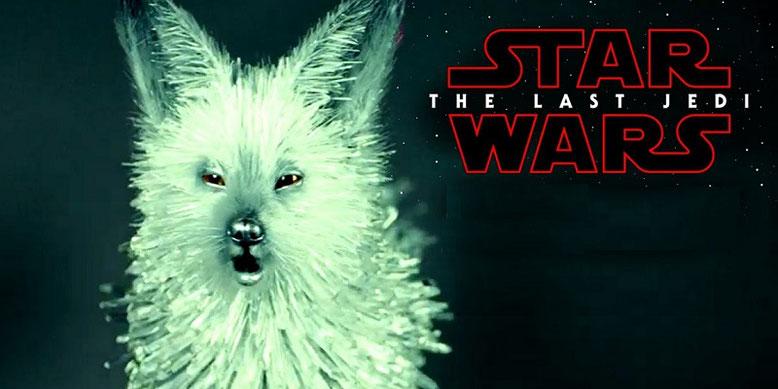 Die Kristallfüchse in Star Wars: Episode 8 - Die letzten Jedi hören auf den Namen Vulptices und rücken in einem neuen Video in den Vordergrund. Bilderquelle: Lucasfilm