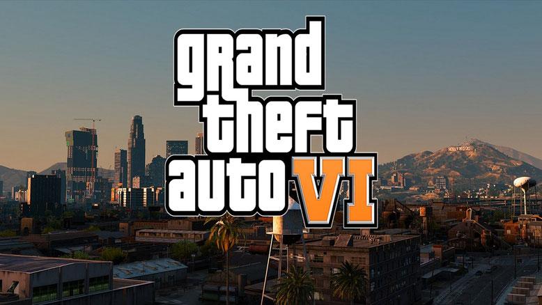 Grand Theft Auto VI Logo GTA 6