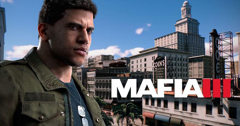 Mafia 3 im offiziellen Gamescom-Trailer aus Köln