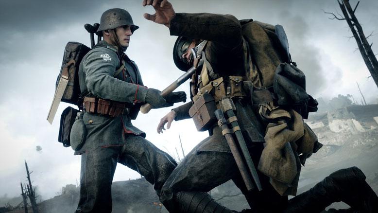 Die offizielle Enthüllung samt Trailer zu Battlefield 2018 wird nicht mehr lange auf sich warten lassen. Bilderquelle: Electronic Arts