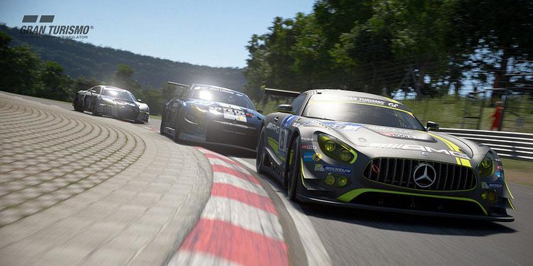 Der Release-Termin zu Gran Turismo Sport erfolgt im Herbst 2017 für PlayStation 4. Bilderquelle: Sony