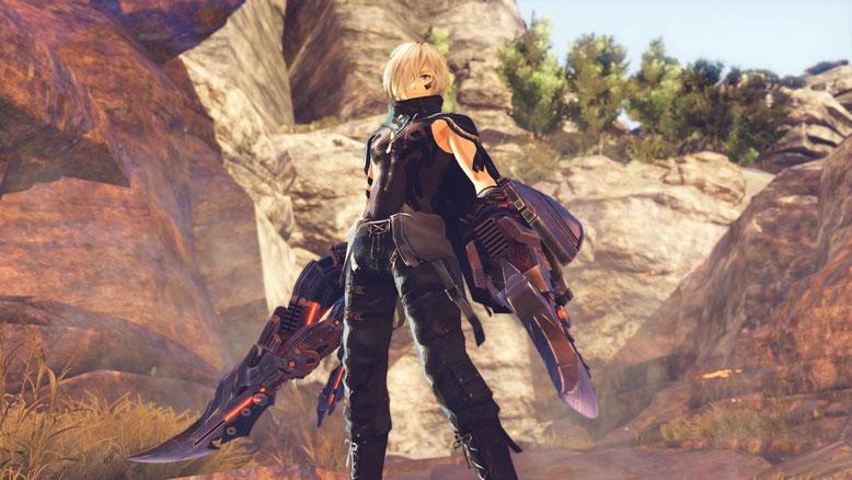 Das japanische Action-Rollenspiel God Eater 3 erscheint laut neuem Trailer für PS4 und PC. Bilderquelle: Bandai Namco