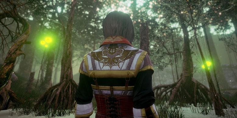 Das Action-RPG Fractals of Destiny baut auf der Unreal Engine 4 auf. Bilderquelle: Pandu Putra