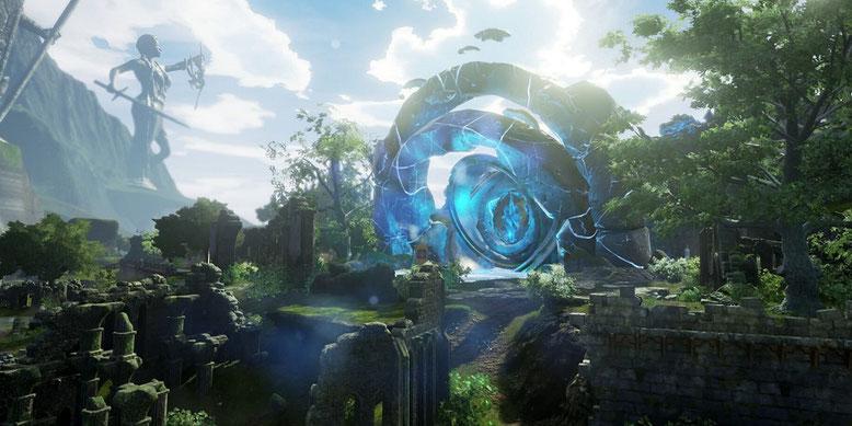 Das MMORPG Ashes of Creation geht auf Kickstarter durch die Decke. Bilderquelle: Intrepid Studios