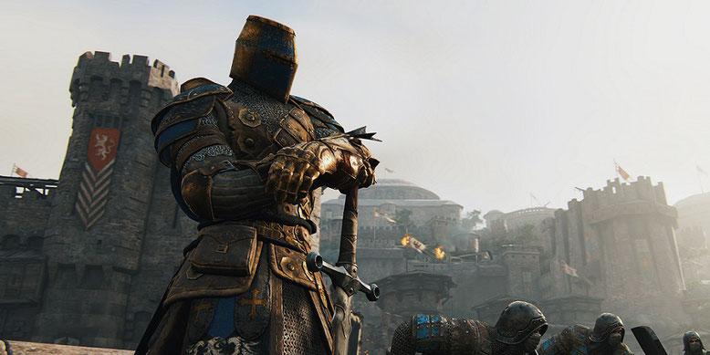 Ritter in der Folterkammer Prank Video zu For Honor. Bilderquelle: Ubisoft