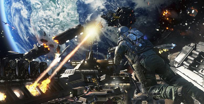Der Patch in der Version 1.04 für Infinite Warfare wurde veröffentlicht. Bilderquelle: Activision