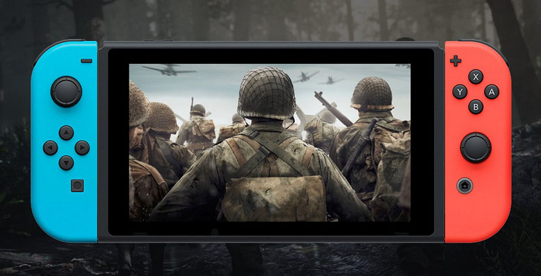 Call of Duty Battle Royale Nintendo Switch Leak