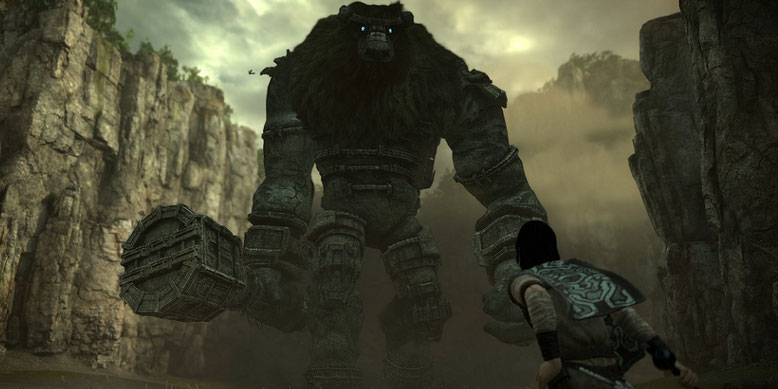 Shadow of the Colossus erscheint als Remake für die PlayStation 4 von Sony. Bilderquelle: Bluepoint Games