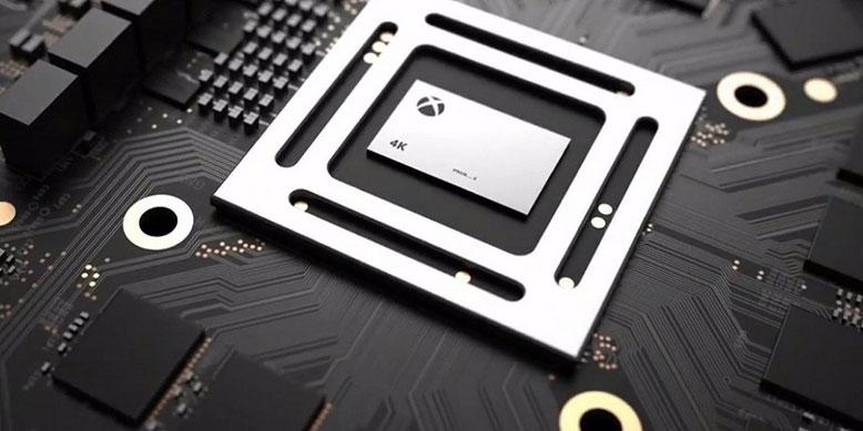 Neue offizielle Hardware-Details zur Xbox Scorpio von Microsoft werden noch in dieser Woche erwartet. Bilderquelle: Microsoft