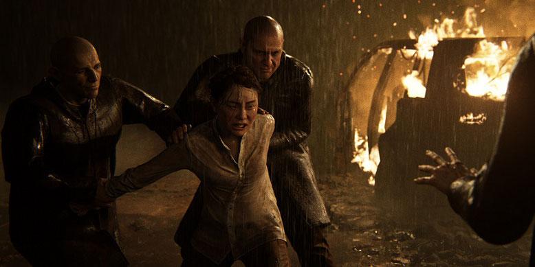 Der PGW 2017 Trailer zu The Last Of Us 2 aus Paris und Screenshots zeigen den Titel auf der PS4 Pro. Bilderquelle: Sony