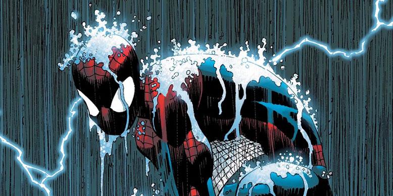 Im Zuge der PlayStation Experience 2017 haben Sony und Insomniac Games ein neues Video zu Spider-Man für PS4 parat. Bilderquelle: Marvel