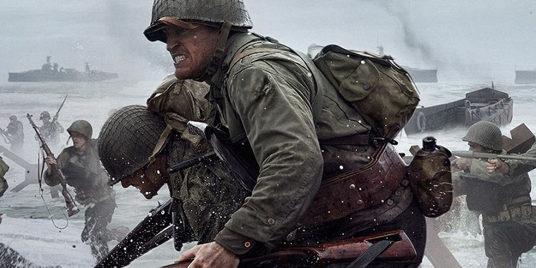 Tipps und Tricks zum Multiplayer-Modus von Call of Duty WW2 im neuen Video zu den Ausrüstungen veröffentlicht. Bilderquelle: Activision