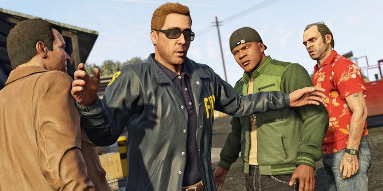 Grand Theft Auto 5: Kein Spiel in den USA wurde seit seinem Release öfters verkauft. Bilderquelle: Rockstar Games