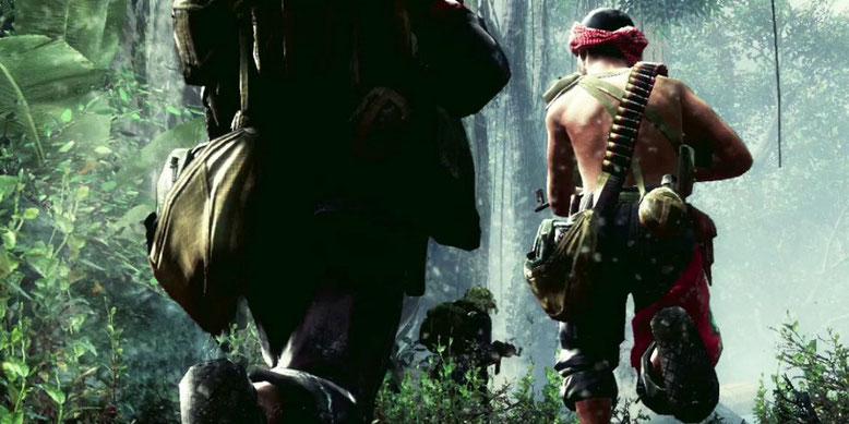 Call of Duty 2017 findet möglicherweise während des Vietnamkriegs statt. Bilderquelle: Activision