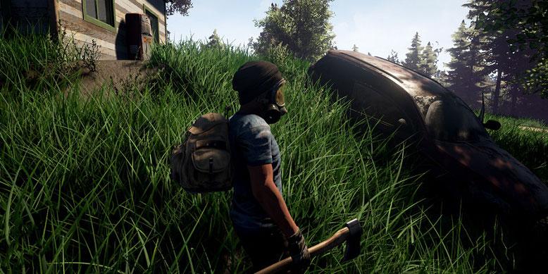 The Day After auf den ersten Unreal Engine 4-Screenshots. Bilderquelle: Coconut Games