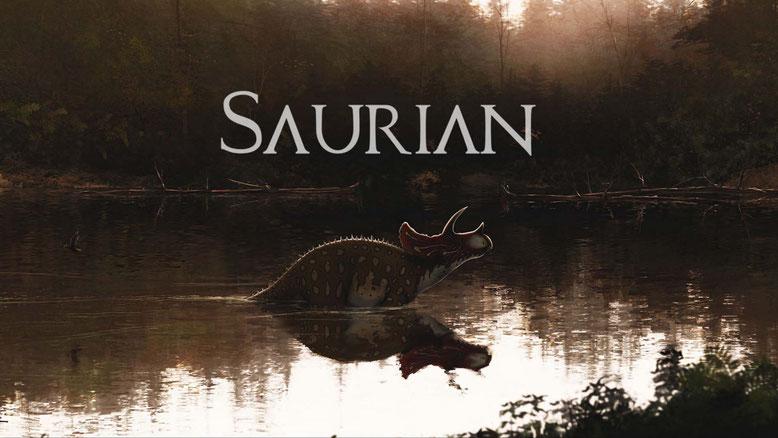 Die Dinosaurier-Simulation Saurian hat den Early-Access-Release auf Valves Steam angetreten. Bilderquelle: Urvogel Games