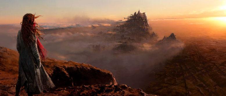 Mortal Engines: Krieg der Städte startet ab dem 13. Dezember 2018 in den Kinos. Bilderquelle: Universal Pictures