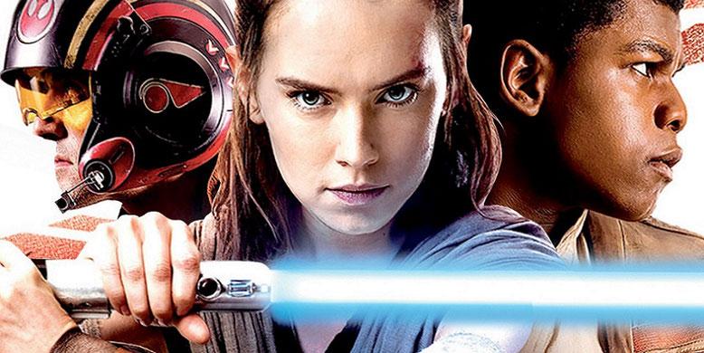 Der erste lange Trailer zu Star Wars: Episode 8 - Die letzten Jedi wird auf der Star Wars Celebration in Orlando im Livestream zu sehen sein. Bilderquelle. Disney