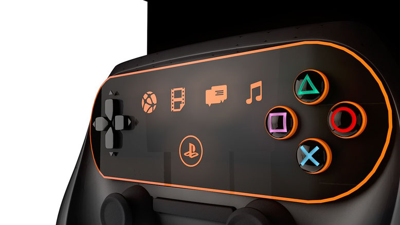 PS5 Konzeptbilder PlayStation 5