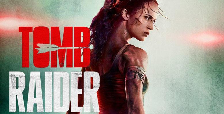 Langer Trailer zum Kinofilm Tomb Raider mit Alicia Vikander auf Deutsch erschienen. Bilderquelle: Warner Bros. Pictures
