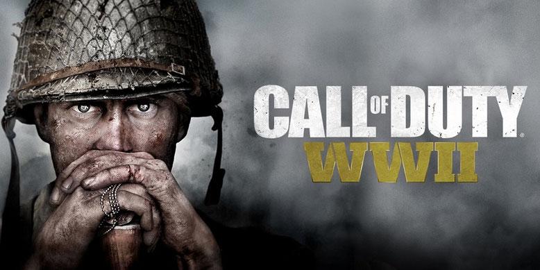 Kurz vor der offiziellen Enthüllung von Call of Duty: World War 2 zeigt Amazon die Spielecover für PS4, Xbox One und PC. Bilderquelle: Activision
