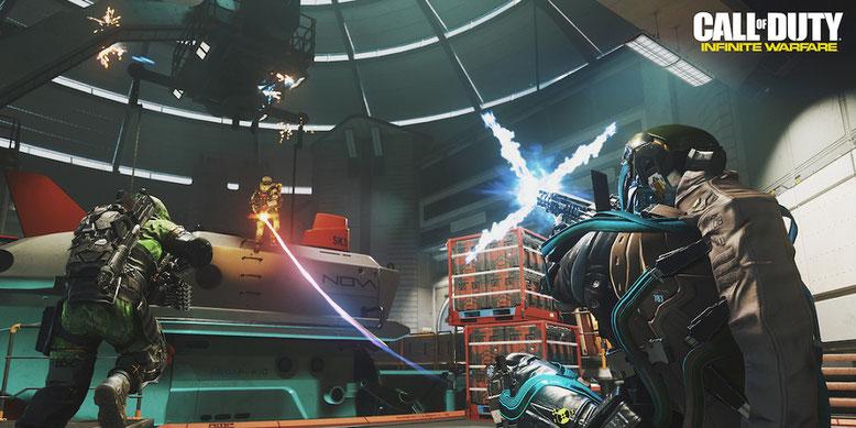 PS4 Beta Download zu Call of Duty: Infinite Warfare im PS Store für alle Gamer verfügbar