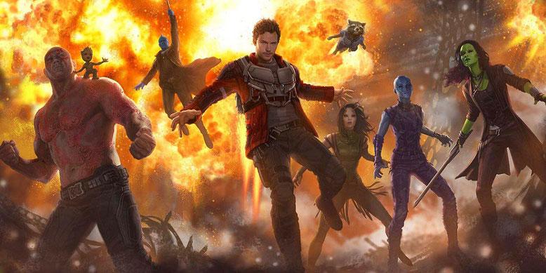 Der erste Film-Trailer zu Guardians of the Galaxy 2 in Deutsch ist da. Bilderquelle: Walt Disney Studios Motion Pictures