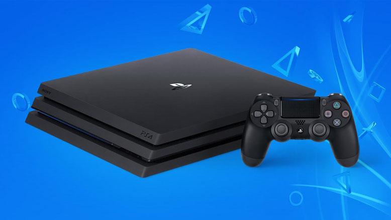 Das offizielle Datum zum Startschuss für den Verkauf der PS5 lässt weiterhin auf sich warten. Sony hat seine neue PlayStation bisher noch nicht angekündigt. Bilderquelle: Sony/PS4
