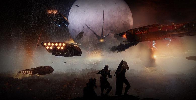 Die Gameplay-Livestream-Premiere zu Destiny 2 steht kurz bevor. Bilderquelle: Activision