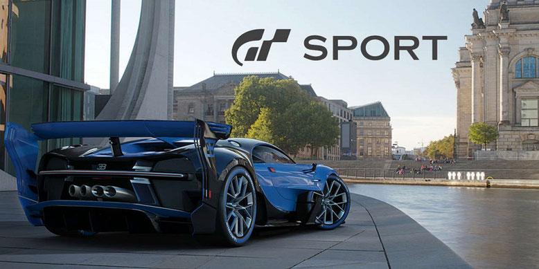 Laut dem offiziellen PlayStation Magazin erscheint Gran Turismo Sport im November 2017 für PS4. Bilderquelle: Sony
