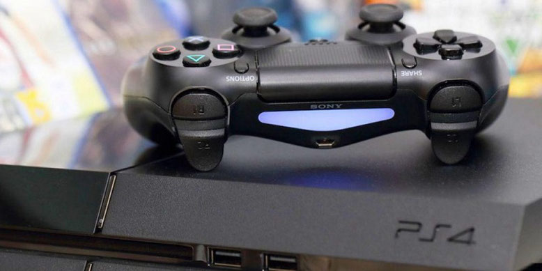 PS4 Firmware 5.05 System-Update
