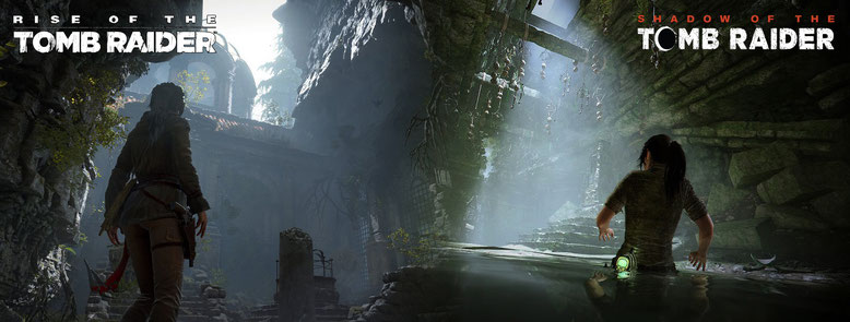 Shadow of the Tomb Raider Grafikvergleich Screenshot 1