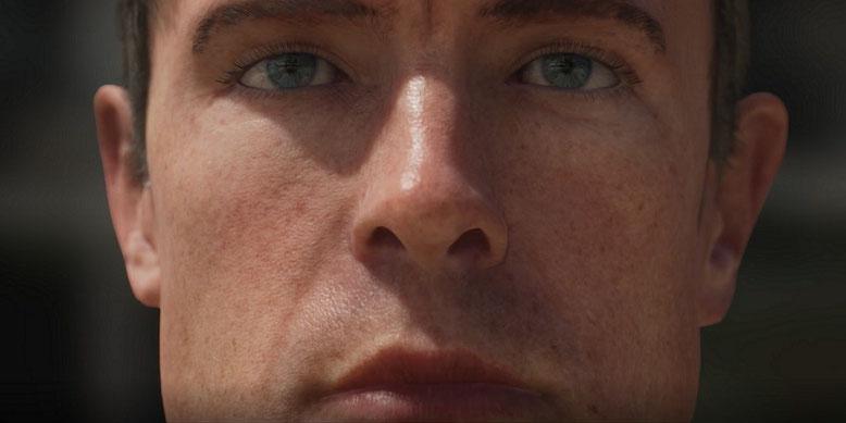 Charakterdarstellung der Extraklasse im neuen Unreal-Engine-4-Video. Bilderquelle: Epic Games