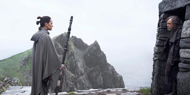Erster Rekord für Star Wars: Episode 8 - Die letzten Jedi mit mehr als 120 Millionen Trailer-Zugriffen. Bilderquelle: Lucasfilm