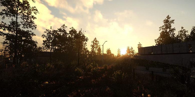 Das Fan-Remake Stalker: Noises of the Zone baut auf der CryEngine aus dem Hause Crytek (Crysis)  auf. Bilderquelle: Facebook