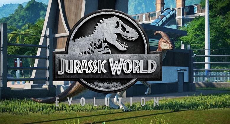 Jurassic World Evolution Gameplay