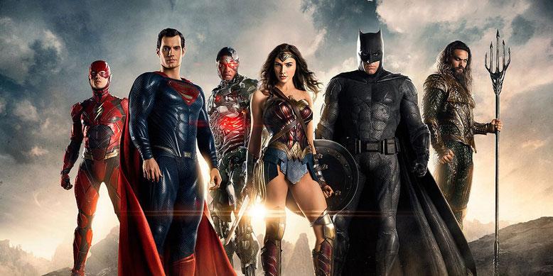 Neuer, internationaler Trailer zum Kino-Spektakel Justice League veröffentlicht. Bilderquelle: Warner Bros. Pictures