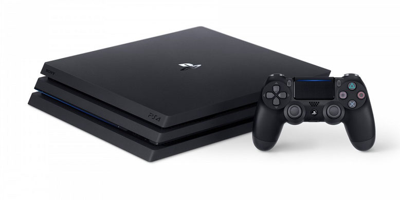 PS4 Pro 4K-Blu-Ray Update