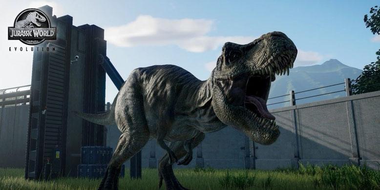 Frontier Developments enthüllt neue Details zu Jurassic World Evolution für PS4, Xbox One und PC. Bilderquelle: Microsoft