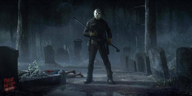 Release-Termin zu Freitag der 13. - Das Videospiel im neuen Trailer enthüllt. Bilderquelle: Gun Media