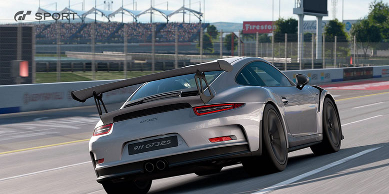 Die europäische Beta von Gran Turimso Sport startet am kommenden Wochenende. Bilderquelle: Sony Interactive Entertainment