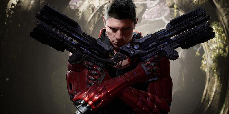 Actionspiel Paragon ist ab sofort Free2Play für PS4 und PC