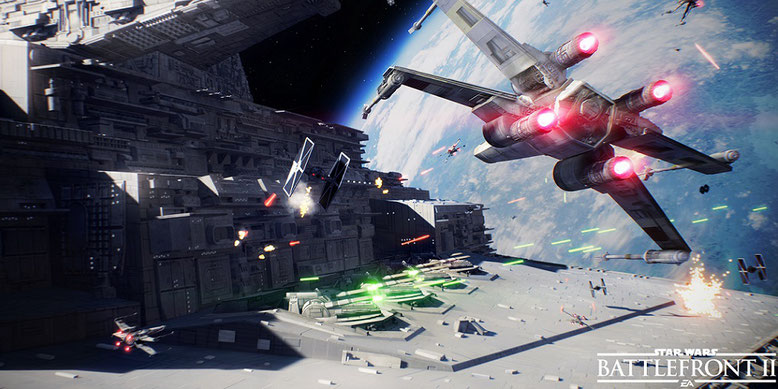 Criterion Games arbeitet an VR-Mission für Star Wars Battlefront 2. Bilderquelle: Electronic Arts